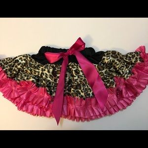 Other - Baby leopard tutu